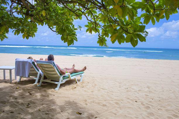 Balin rannoille pääsisi nyt kohtuulliseen hintaan.