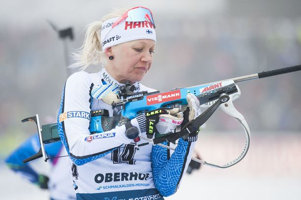 Kaisa Mäkäräinen kertoo saaneensa palautetta jopa kotiin asti.