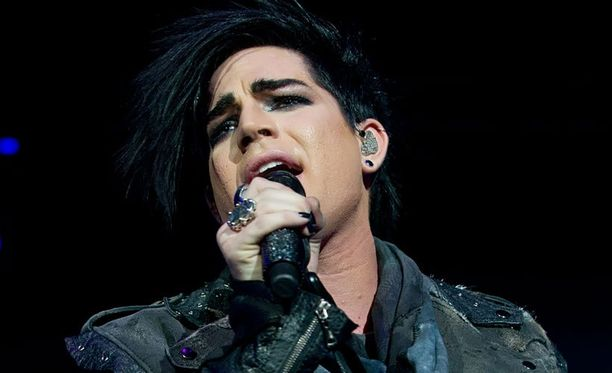 Adam Lambert konsertoi Suomessa viimeksi pari vuotta sitten.