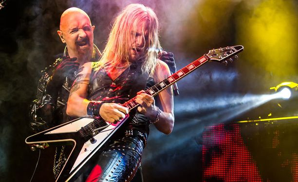 Judas Priest esiintyy kesällä Tuskassa.