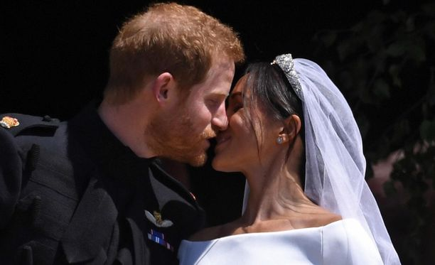 Prinssi Harry ja Meghan Markle vihittiin 19. toukokuuta Windsorin linnan Pyhän Yrjön kappelissa.
