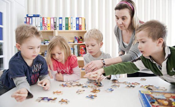Lukuisat tutkimukset osoittavat, että lapset hyötyvät laadukkaasta varhaiskasvatuksesta.