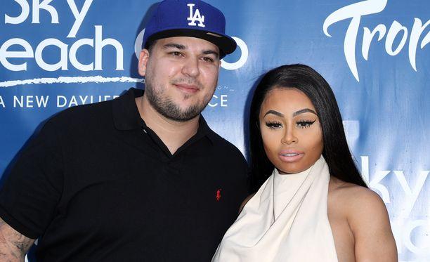 Kardashianit eivät ole olleet innostuneita Robin ja Blacin rakkaudesta.