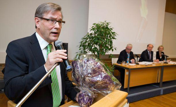Risto Nieminen on samaa mieltä kuin Mika Kojonkoski.