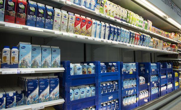 Helleaallon ja kuivuuden seuraukset: Maidon hinta voi kallistua.