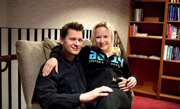 Toni Roponen on hieno esimerkki siitä, kuinka mustasukkaisuudesta voi päästä eroon.