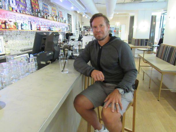 Kimmo Timonen omistaa Kuopiossa kahdeksan ravintolaa.