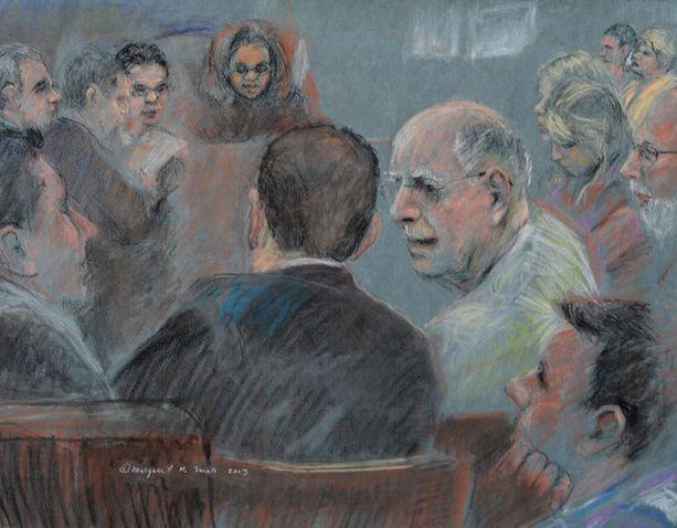 James Bulgerin murhaoikeudenkäynti kuumensi tunteita.