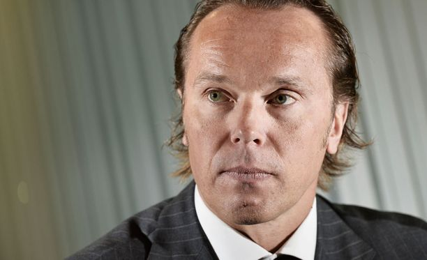 Kimmo Rannisto on työskennellyt syksystä 2013 lähtien SM-liiga Oy:n toimitusjohtajana.