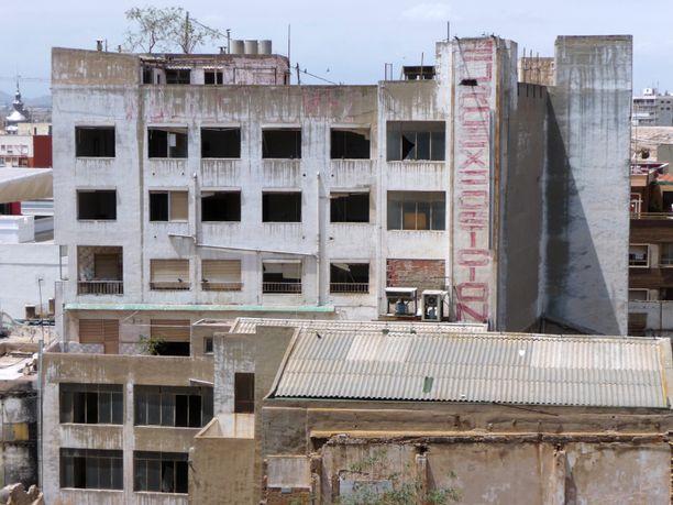 Pahoinpitelyjä tehtiin Espanjan Murciassa sijaitsevissa asunnoissa. Kuvituskuva.