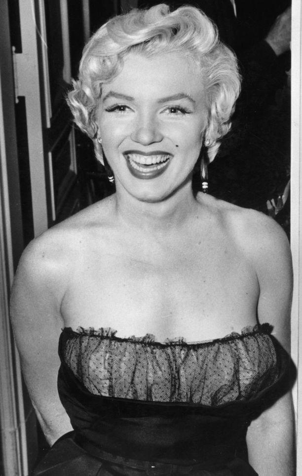 Marilyn Monroen elämässä oli turbulenssia jo 1950-luvulla.