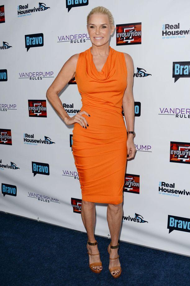 Yolanda Foster vuonna 2013.