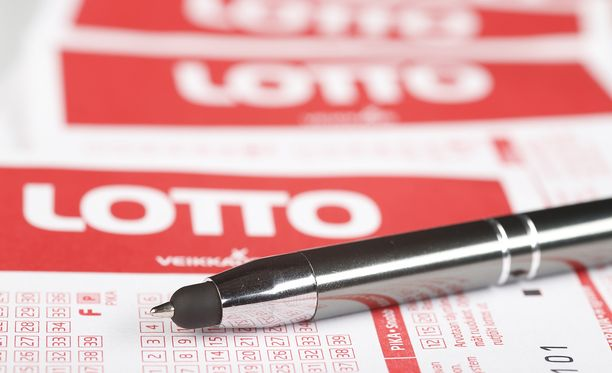 Lotto jakaa kaikkien aikojen suurimman päävoittonsa, jos yksi pelaaja saa arvonnassa kaikki seitsemän numeroa oikein. Kuvituskuva.
