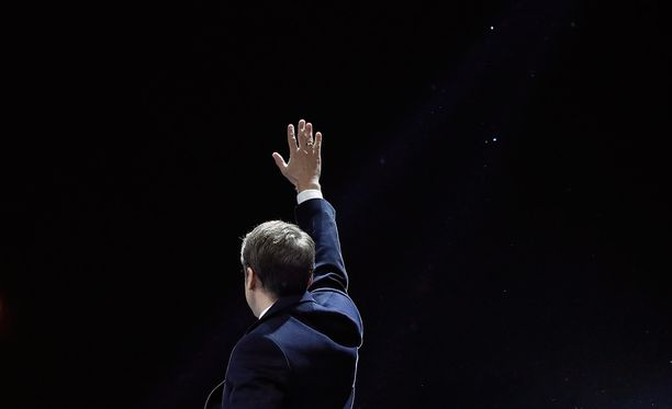 Emmanuel Macron on Ranskan uusi presidentti.
