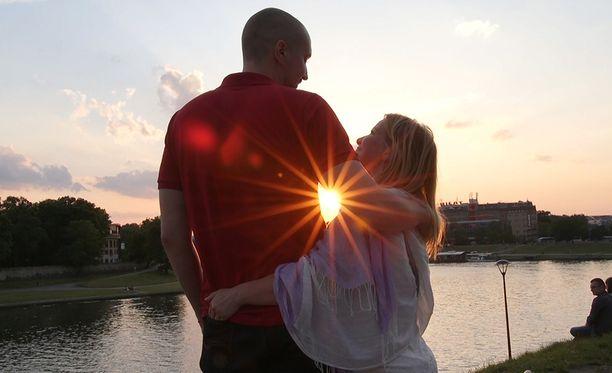 Heikin ja Miinan arki sisältää romanttisia yllätyksiä.