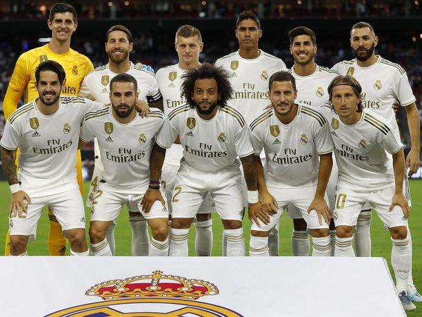 Real Madridin viime kausi oli urheilullisesti pannukakku, mutta seuran arvo nousi silti neljä prosenttia.