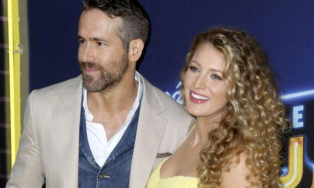 Ryan Reynolds ja Blake Lively ovat olleet naimisissa jo kahdeksan vuotta.