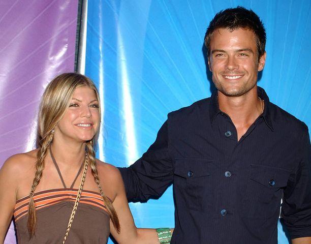 Fergie ja Josh tapasivat kolme vuotta sitten Las Vegas -sarjan kuvauksissa.