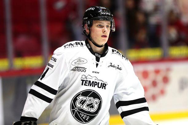 Kaapo Kakkoa povataan koko NHL-draftin kakkoseksi.