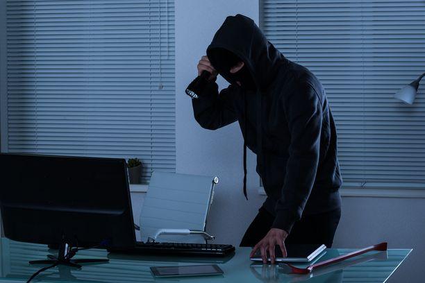 Asumiskäytössä olleeseen toimistohuoneistoon murtauduttiin Kauhajoella elokuussa.