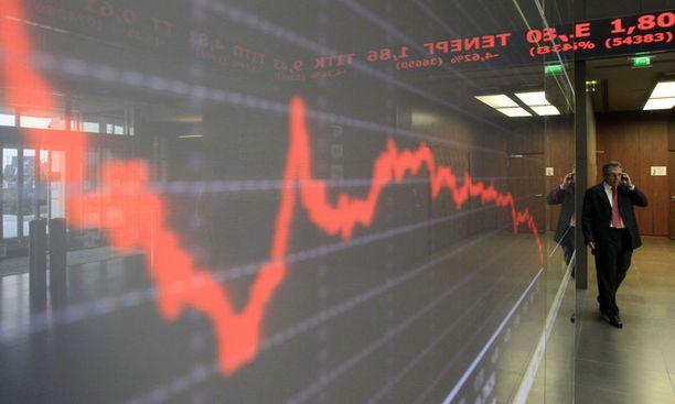 Aktian pääekonomistin mukaan taantuman voi vielä välttää.