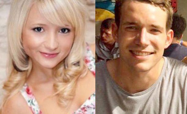 Thaimaan poliisi etsii kuumeisesti Hannah Witheridgen ja David Millerin murhaajaa.