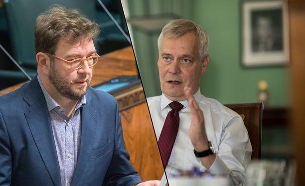 Työministeri Timo Harakka ja pääministeri Antti Rinne olivat viimeksi viikonloppuna eri mieltä siitä, käyttääkö hallitus pakottavia keinoja taistelussa työttömyyttä vastaan.