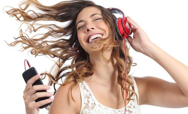 Musiikki voi rentouttaa, rauhoittaa tai energisoida.