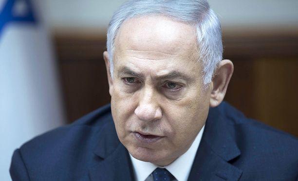 Israelin pääministeri Benjamin Netanjahu haluaisi sulkea uutiskanava al-Jazeeran toimipisteen Jerusalemissa.