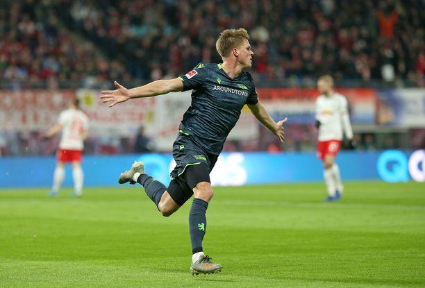 Union Berlin voitti paikallisvastuksensa ensimmäisessä kohtaamisessa.