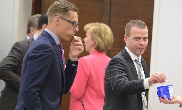 Kun Alexander Stubb menetti viikonloppuna paikkansa Petteri Orpolle, sosiaalinen media kuhisi.