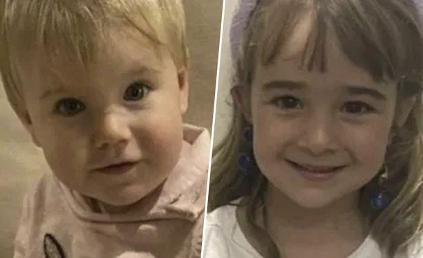 Anna (vas.) ja Olivia (oik.) katosivat Teneriffalla 27. huhtikuuta. Tapaus sai surullisen käänteen, kun Olivian ruumis löydettiin viime viikolla merenpohjasta. Annaa ei ole vielä löydetty.