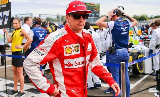 Kimi Räikkösen persoona vetoaa F1-faneihin.