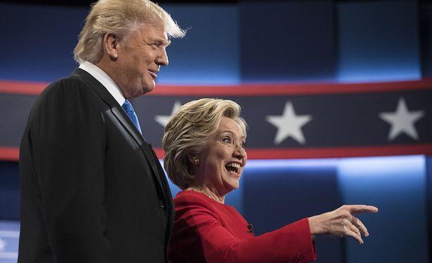 """Trump lupasi seuraavassa väittelyssä """"lyödä kovempaa""""."""