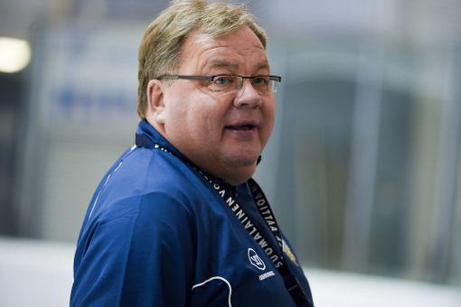 Hannu Jortikka valmensi urallaan muun muassa Suomen U20-maajoukkuetta.