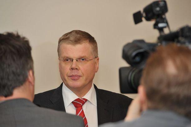 Portugalin haastemies ei ole tavoittanut Keskon ex-pääjohtajaa Matti Halmesmäkeä.