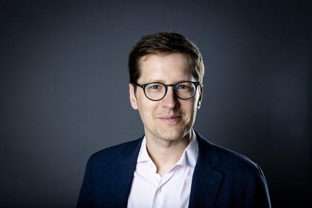 Ilkka Kaukoranta on SAK:n pääekonomisti.