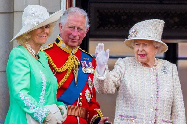 Kuningatar Elisabetilla on hallussaan seitsemän maailmanennätystä.
