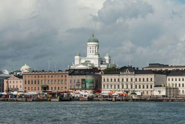 Varkaus tapahtui Helsingin Kauppatorilla lauantaina.
