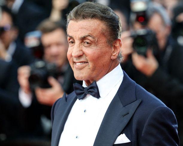 Stallone Cannesissa 2019