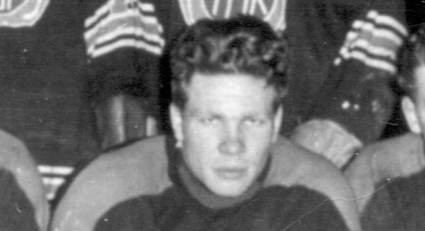 Esko Niemi oli Suomen vuoden jääkiekkoilija 1959.