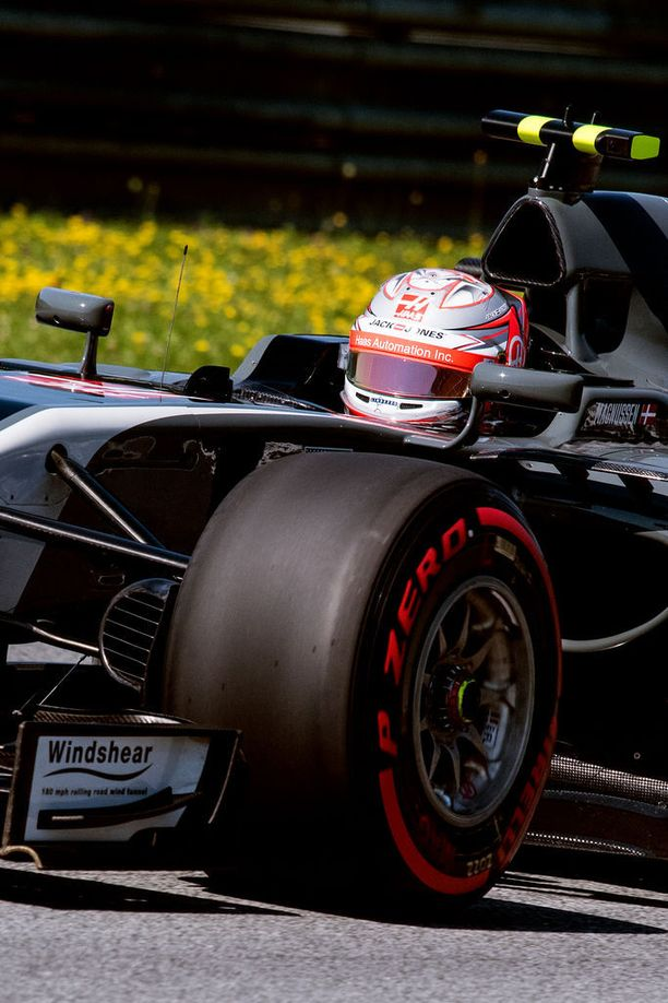 Kevin Magnussen lupaa kaikkien tanskalaisten osallistuvan Kööpenhaminen GP:hen.
