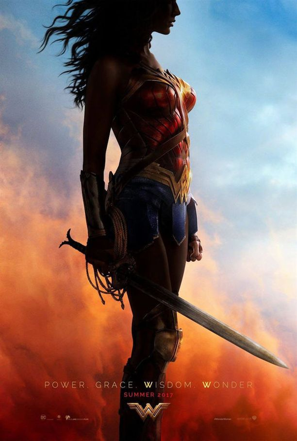 Wonder Woman -elokuva tulee pian elokuvateattereihin.