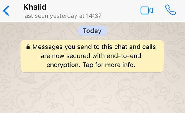 Masood oli aktiivinen WhatsAppissa vain kaksi minuuttia ennen iskua.