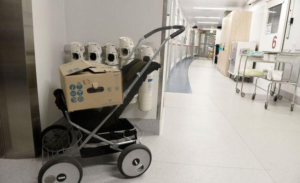 Iltalehti on kertonut tällä viikolla, kuinka lastensairaalahanke kiilasi syöpä- ja traumasairaalahankkeen ohi. Kuva Lastenklinikalta.