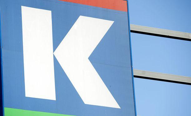 Poliisioperaatio K-Marketilla on ohi.