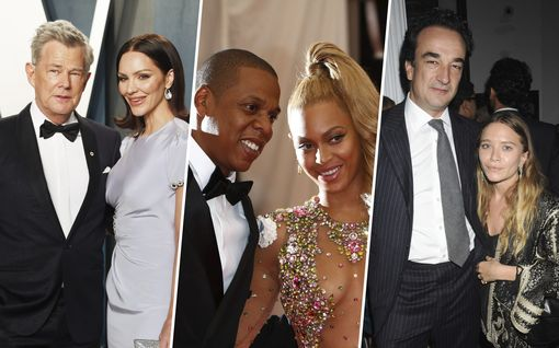 Näkisitkö kuvista näiden Hollywood-parien huomattavat ikäerot? Joukon ennätys 34 vuotta