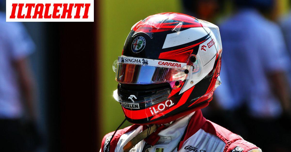Kimi Räikkönen ilmoittaa F1-uransa jatkosta lähipäivinä ...