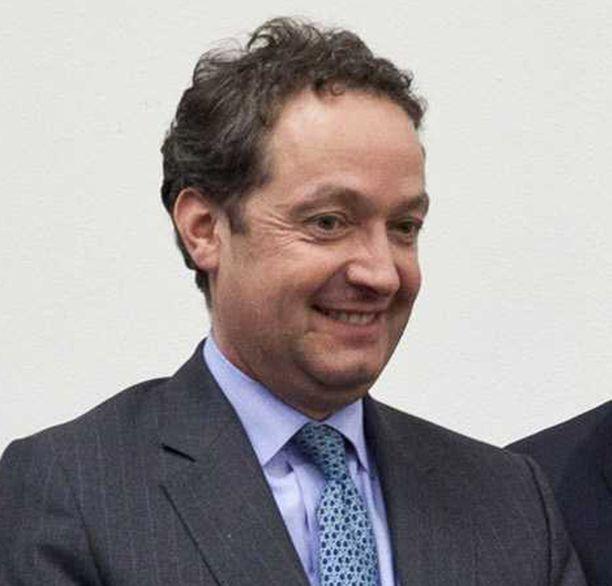 Danske Bankin toimitusjohtaja Chris Vogelzang eroaa tehtävästään. Kuva vuodelta 2011.