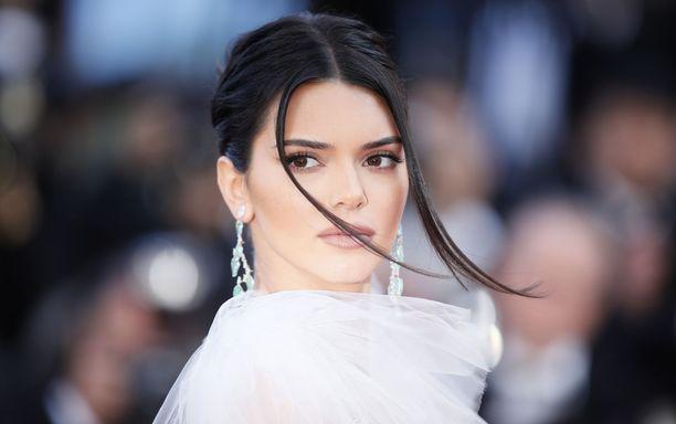 Kendall Jenner on yksi maailman seuratuimmista julkkiksista.